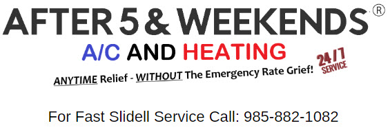 Ductwork replacement in Slidell, La