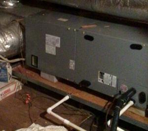 Clean your ac evaporator coil.